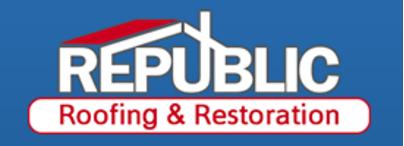 Republic Roofing Logo