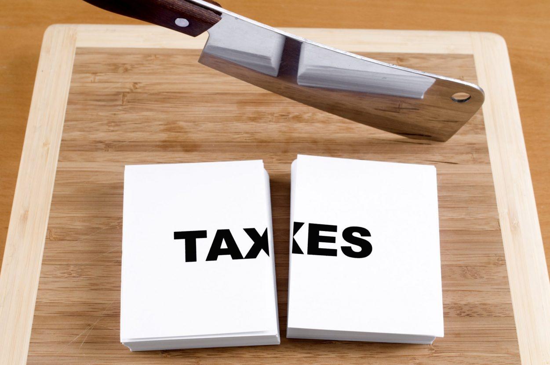 Chop taxes
