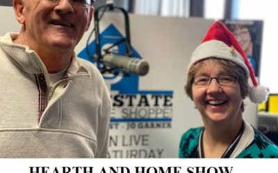 HEARTH AND HOME SHOW-TELL US WHY YOU LOVE OWNING YOUR OWN HOME